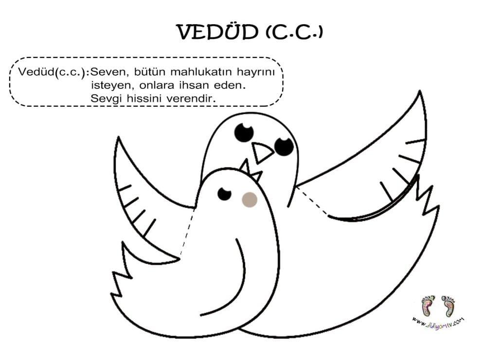 El- Vedüd Etkinliği - Esma'ul Hüsna El Vedüd (cc)