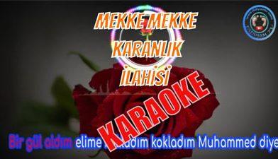 Bir Gül Aldım Elime Karaoke ilahisi – Çocuklar için İlahi