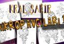 Kral Şakir Mikrop Avcıları Boyama Sayfası 1 – Kral Şakir Boya