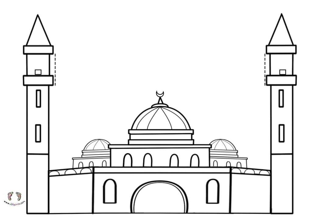 Ramazan Mahyası Etkinliği - Ramazan mahyası nedir? Cami BOYAMA