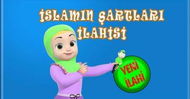 İslam'ın Şartları İlahisi – İslam'ın Şartı Beş – İslamın şartları